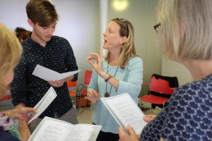 Kate Firth voice training workshops and courses